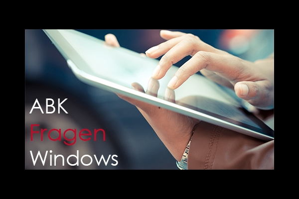 Erklärfilm ABK Ebook Fragen Windows